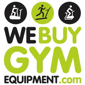 We Buy Gym Equipment Logo