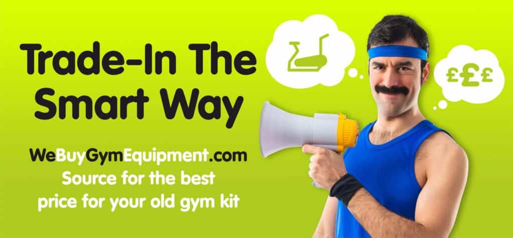 gym equipment used