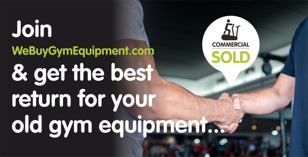 gym equipment used